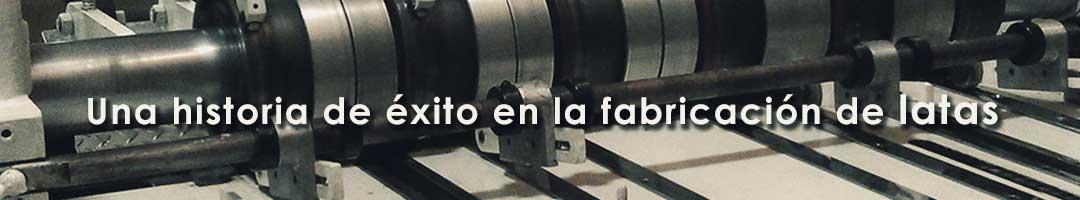 Una historia de éxito en la fabricación de latas