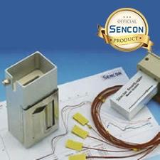 Registrador para hornos de líneas de producción de latas de 3 piezas SL2000