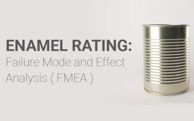 Enamel Rating: Failure Mode and Effect Analysis (FMEA)